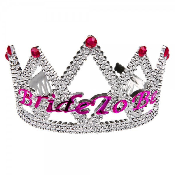 Tiara »Bride to be«