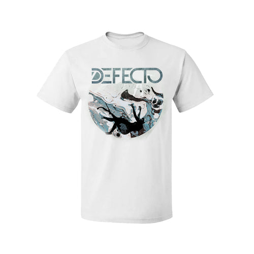 DEFECTO  T-SHIRT (DUALITY WHITE)