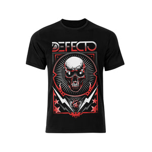 DEFECTO T-SHIRT (RED & BLACK)