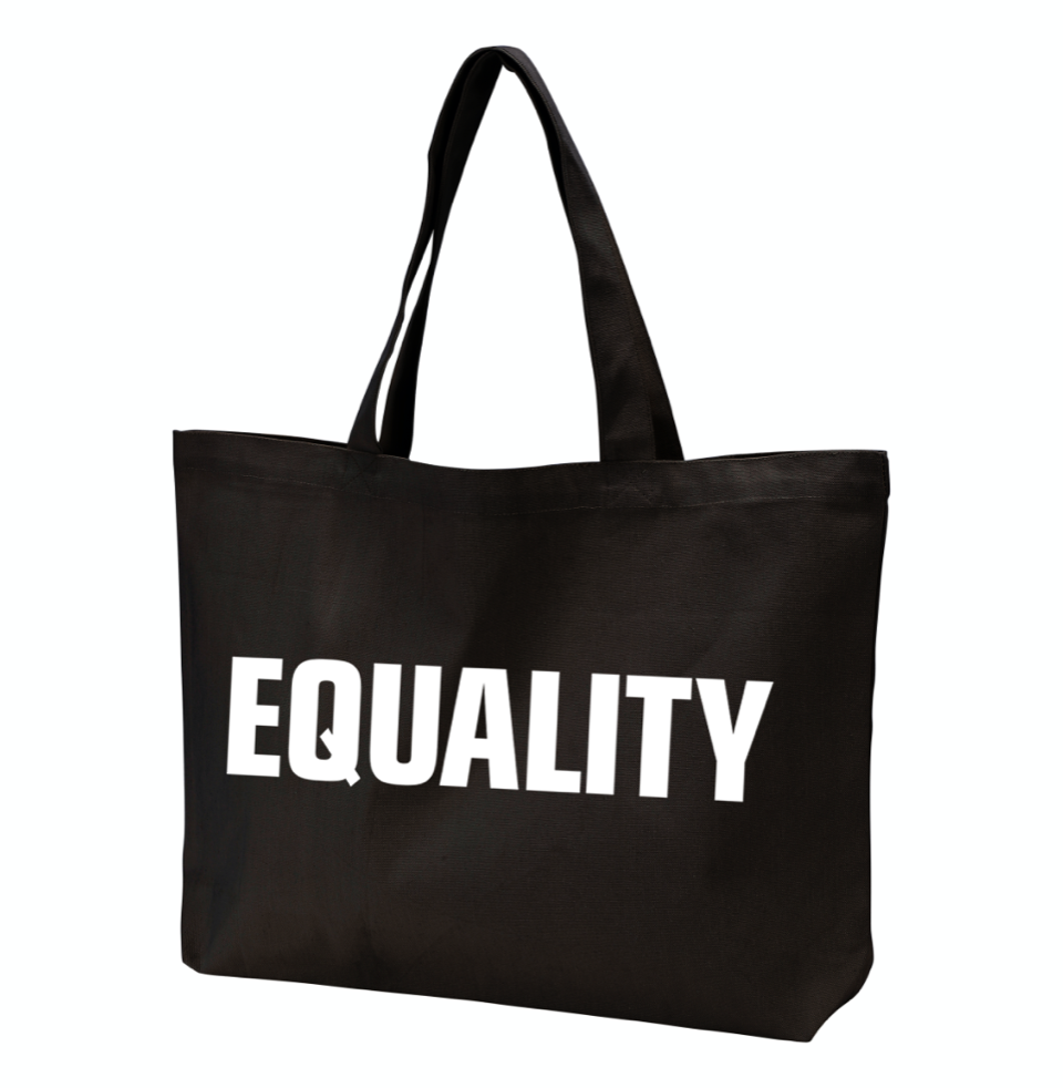 BY JAMES -EQUALITY- NET (BLACK)