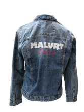 MALURT DENIM JAKKE LYS (NEW)