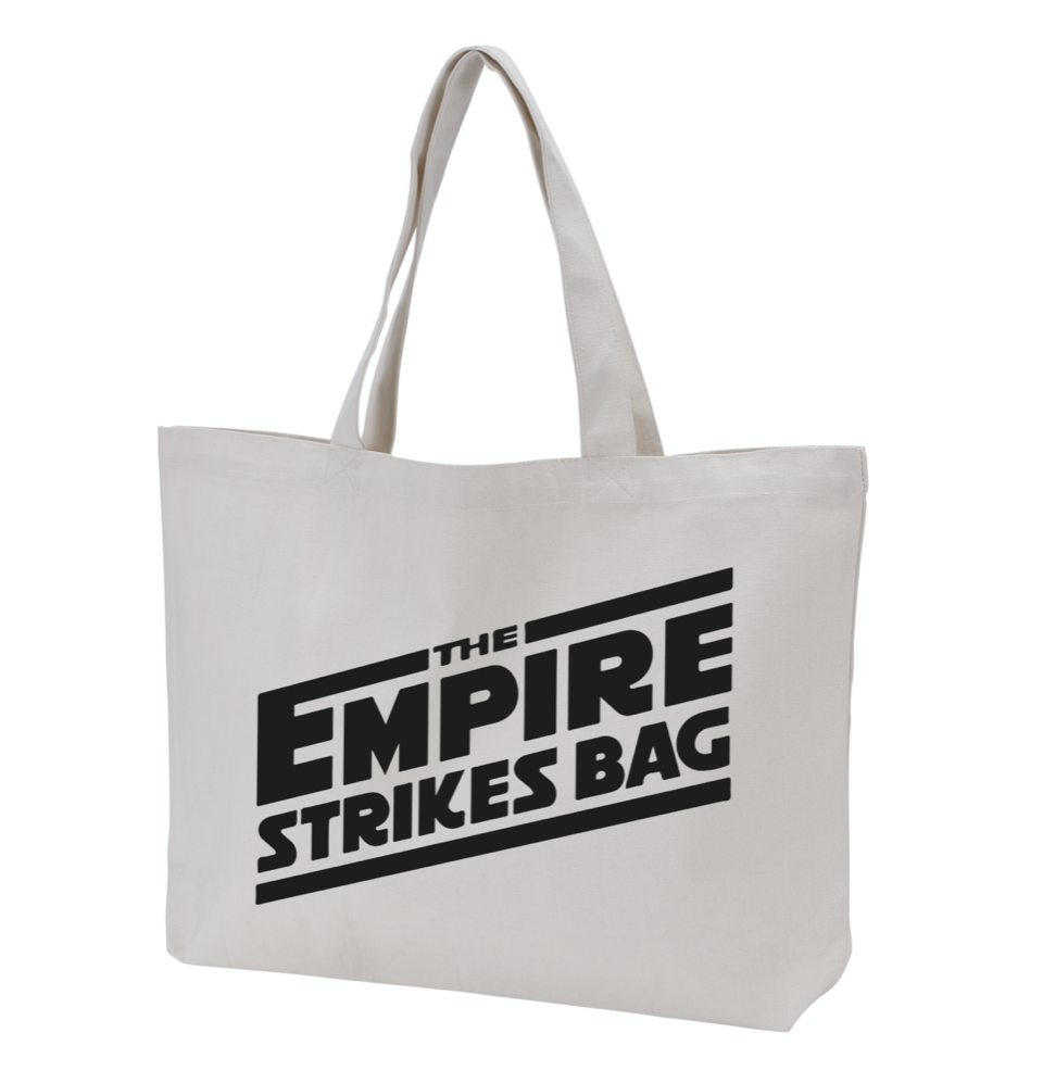 BY JAMES THE EMPIRE STRIKES BAG  - NET (NATURE)