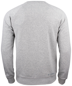 JAMES -  GREY SWEATSHIRT.