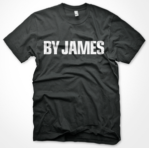BY JAMES- LOGO T-SHIRT