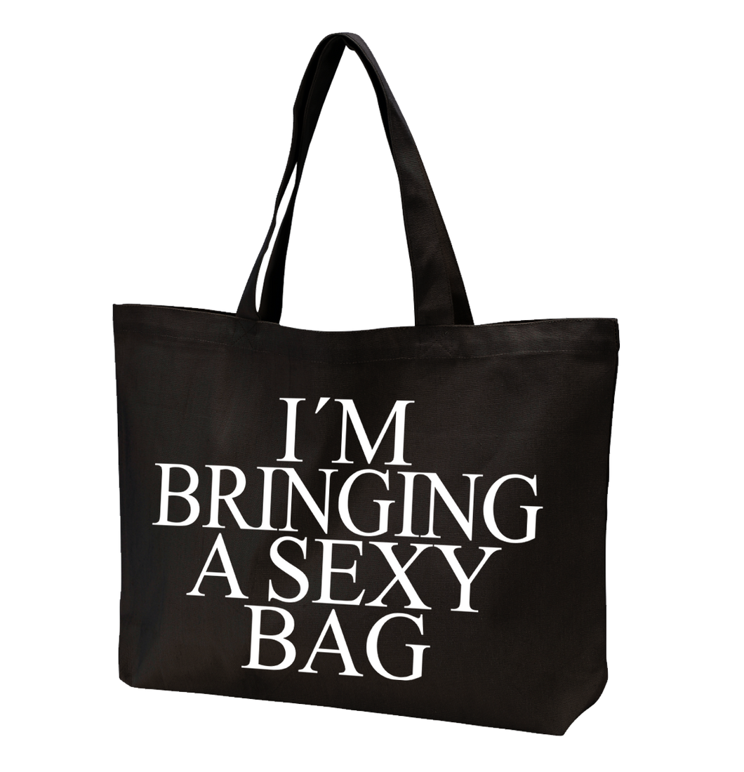 BY JAMES -SEXY BAG- NET (BLACK)