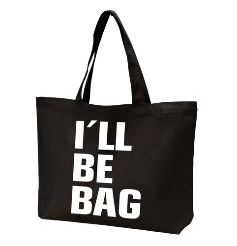 BY JAMES -I´LL BE BAG- NET (BLACK)