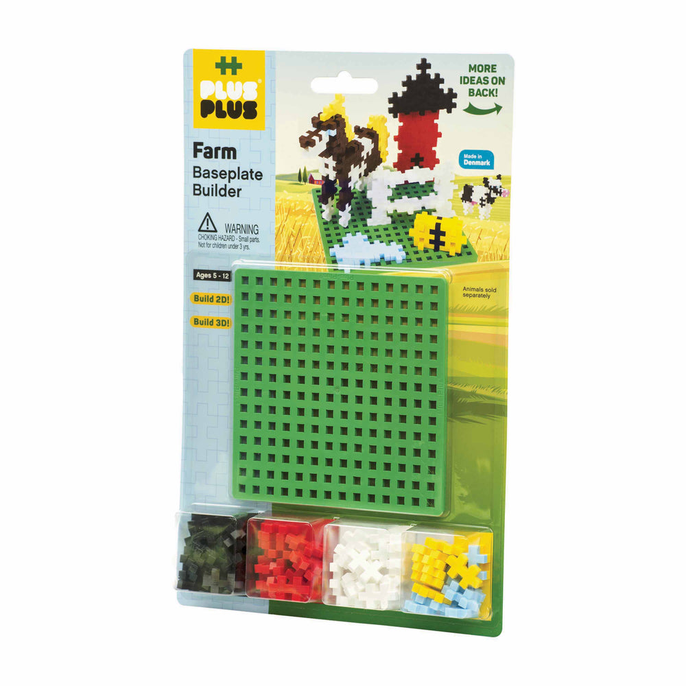 BASEPLATE - FARM (PLUS PLUS)