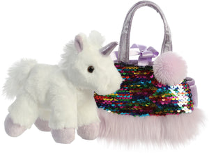 Shimmers Rainbow Unicorn Carrier