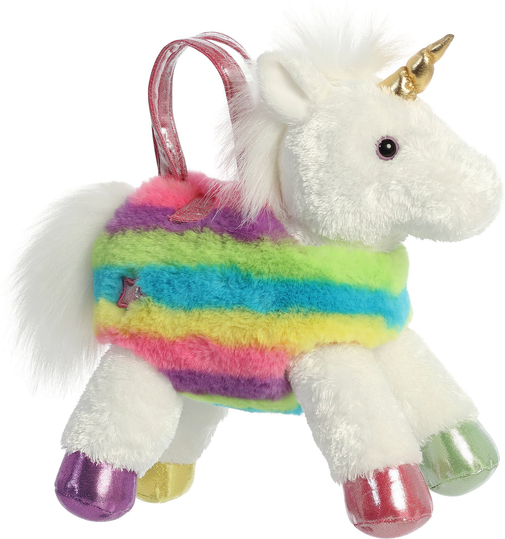 Rainbow Trendy Pals Unicorn - 12