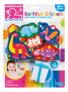 BATHTUB STICKERS DINO