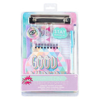 GOOD VIBES WRITE ON STATIONERY SET