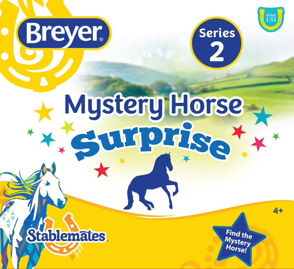 MYSTERY HORSE SURPRISE BLIND BAG