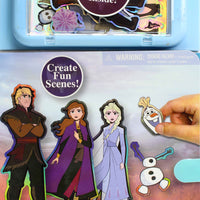FROZEN MAGNETIC ACTIVITY FUN