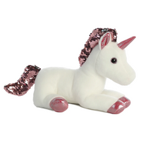 "Shimmers - 11"" Pink Unicorn"
