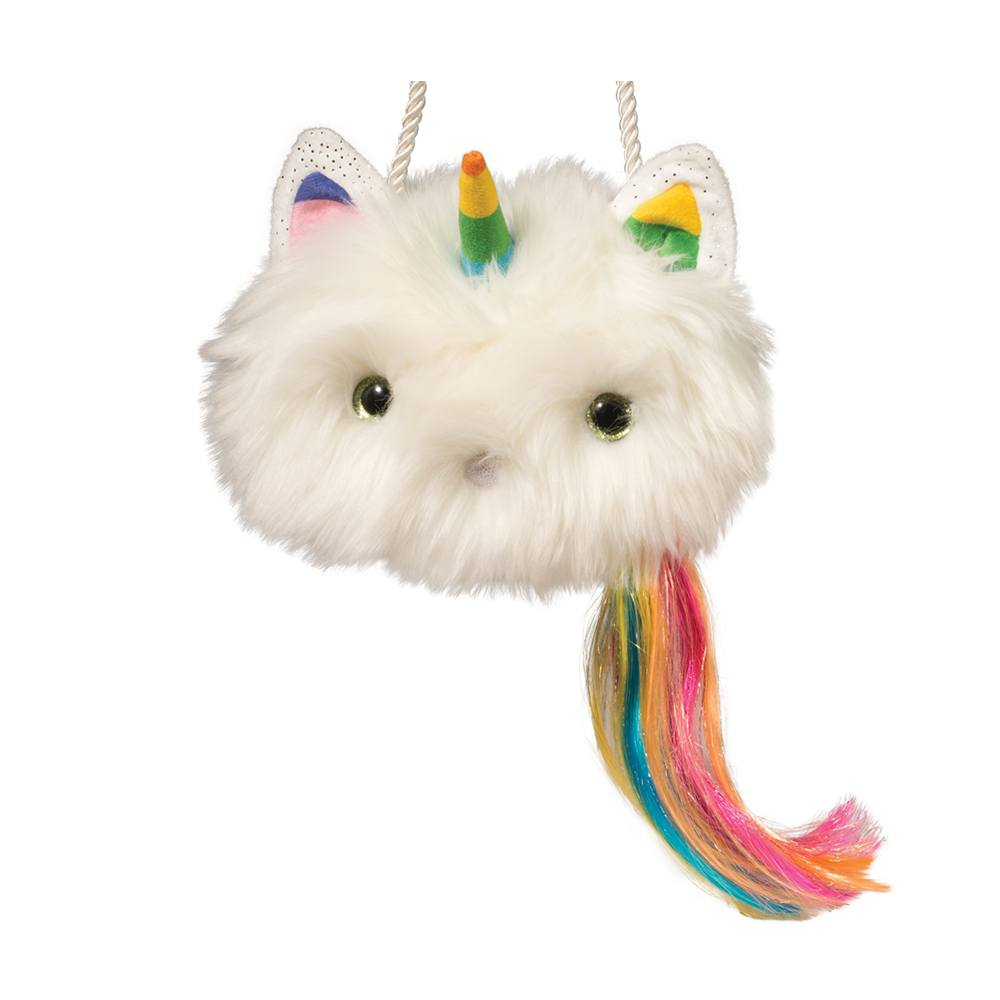 Caticorn Fur Fuzzle Crossbody