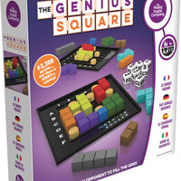 THE GENIUS SQUARE