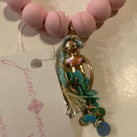 MERMAID NECKLACE AND BRACELET