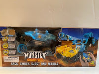MONSTER SMASH-UPS TRUCKS