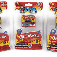 WORLD'S SMALLEST HOT WHEEL CARS SERIES 3