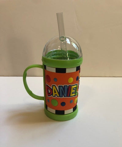 Daniel Personalized Name Mug and Bowl
