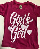 Gigi's Girl t-shirt