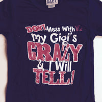 I'm the Crazy Gigi They Are Talking About