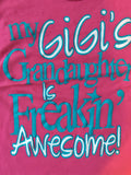 Gigi's Granddaughter t-shirt