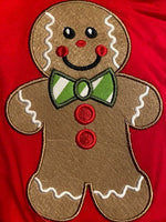 GINGERBREAD MAN - BOY