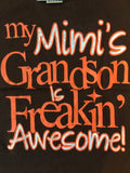 My Mimi's Grandson t-shirt