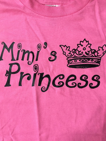 Mimi's Princess T-Shirt