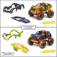 Jurassic Beasts Monster Truck - Modarri