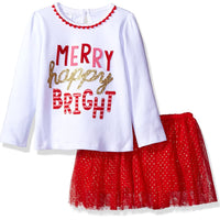 MERRY & BRIGHT WITH TUTU