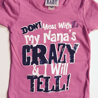 I'm the Crazy Nana They Are Talking About