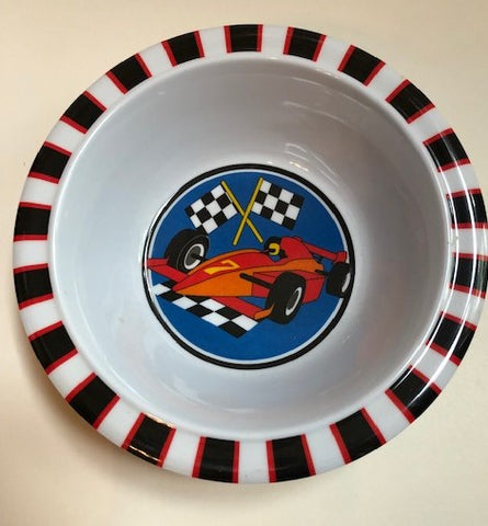 Race Car Bowl