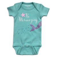 BE  MERMAZING ONESIE