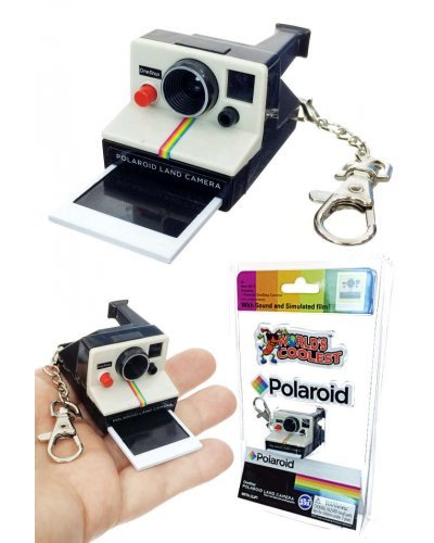 WORLD'S SMALLEST POLAROID