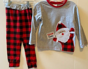 TEAM SANTA 2 PIECE OUTFIT
