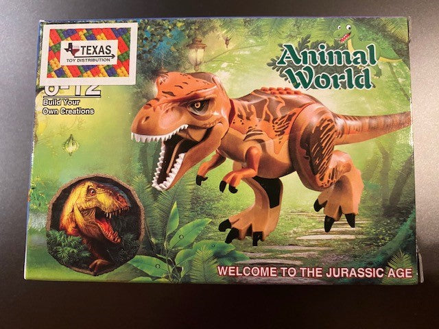 MINI DINOSUAR KIT
