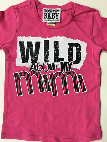Wild About Mimi T-Shirt