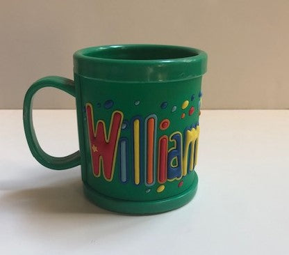 William Mug