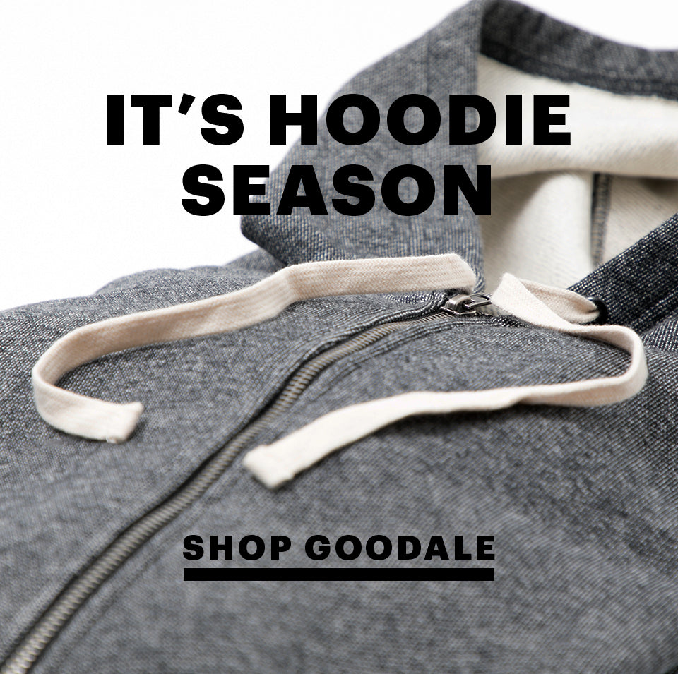 GOODALE FLEECE (HALF)
