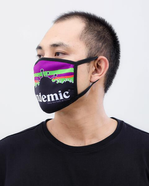 PANDEMIC COUNTRY FACE MASK