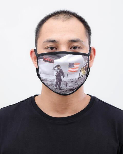 ONE SMALL STEP FACE MASK