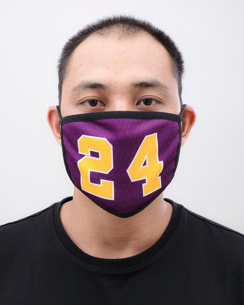 MAMBA FACE MASK