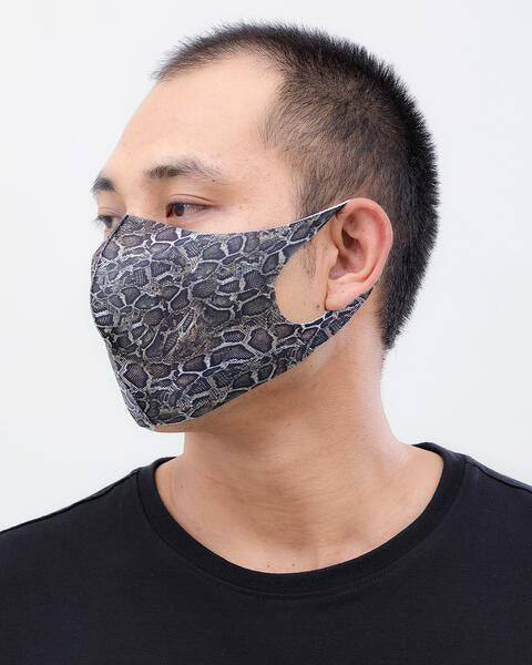 KING SNAKE FACE MASK