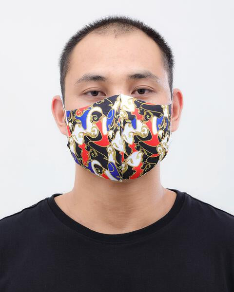 YACHT CLUB FACE MASK