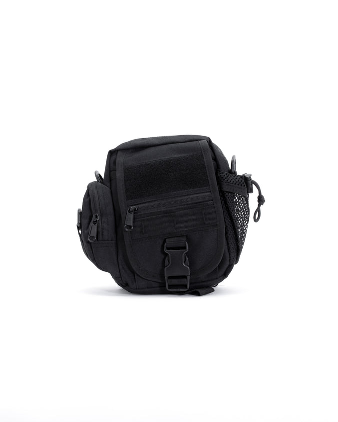 Shoulder Pack - Color: Black | Black