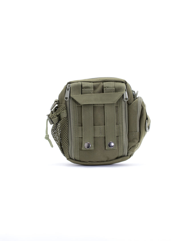 Shoulder Pack - Color: Olive | Green