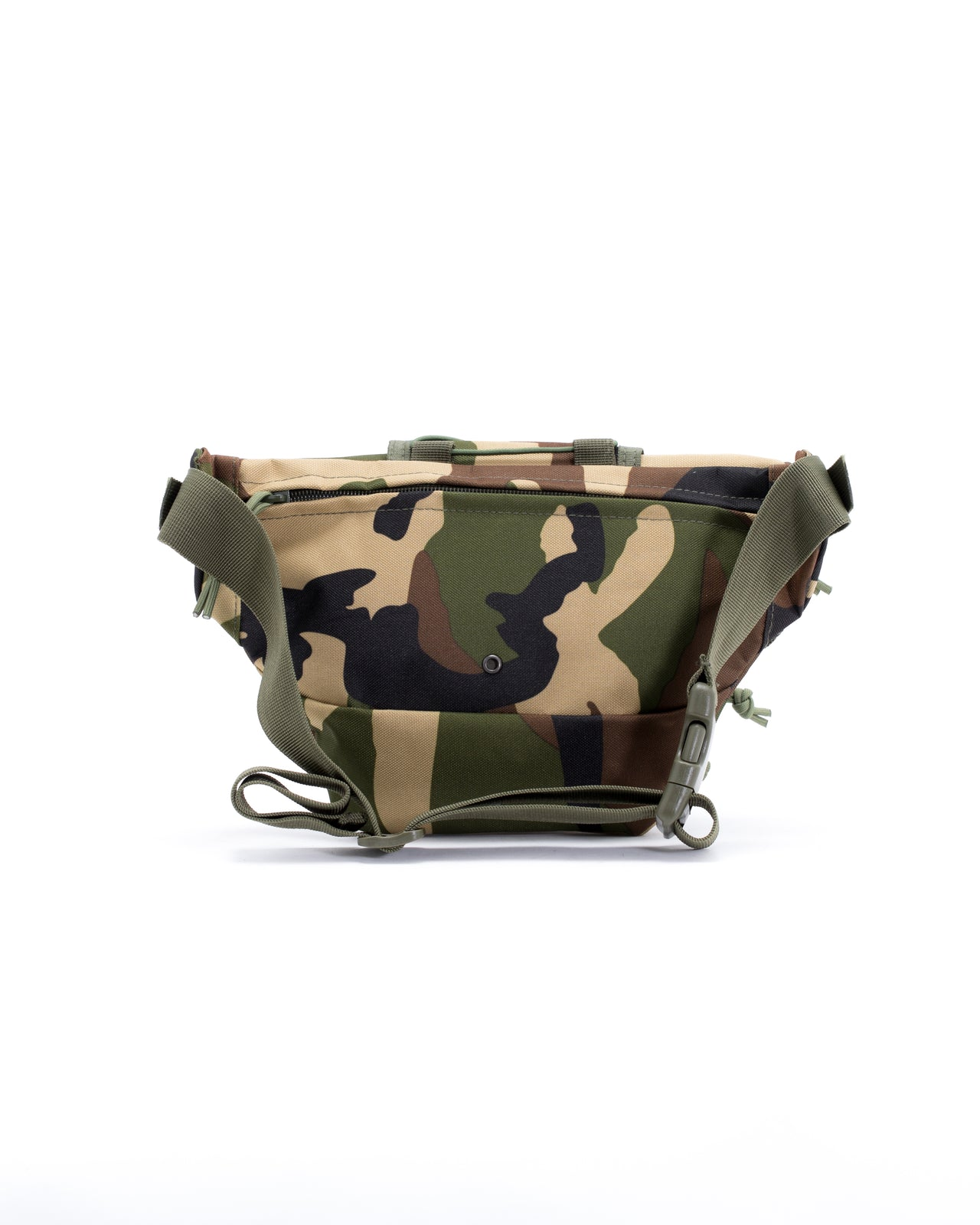 The Hip Pack - Color: Woodland Camo | Multi