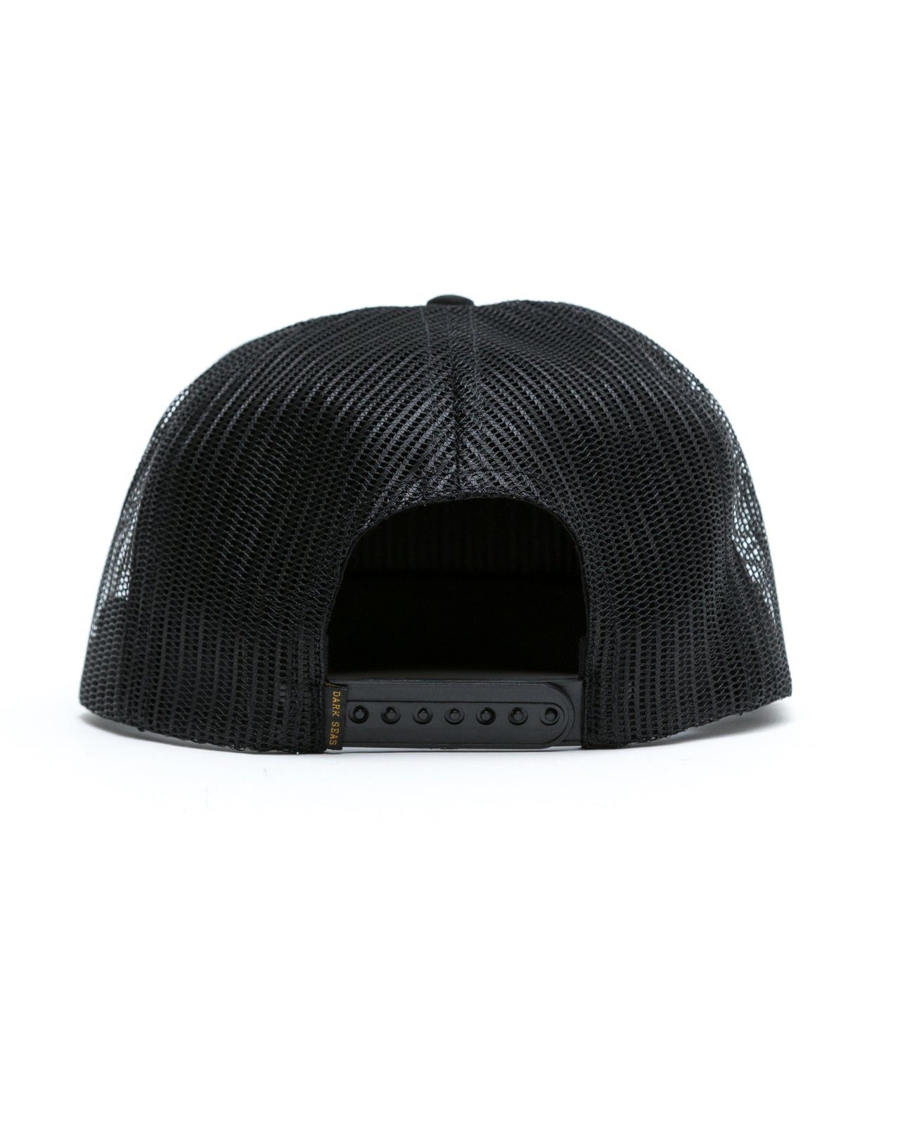 Carrier Trucker Hat - Color: Black | Black
